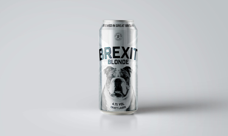 Brexit Blonde