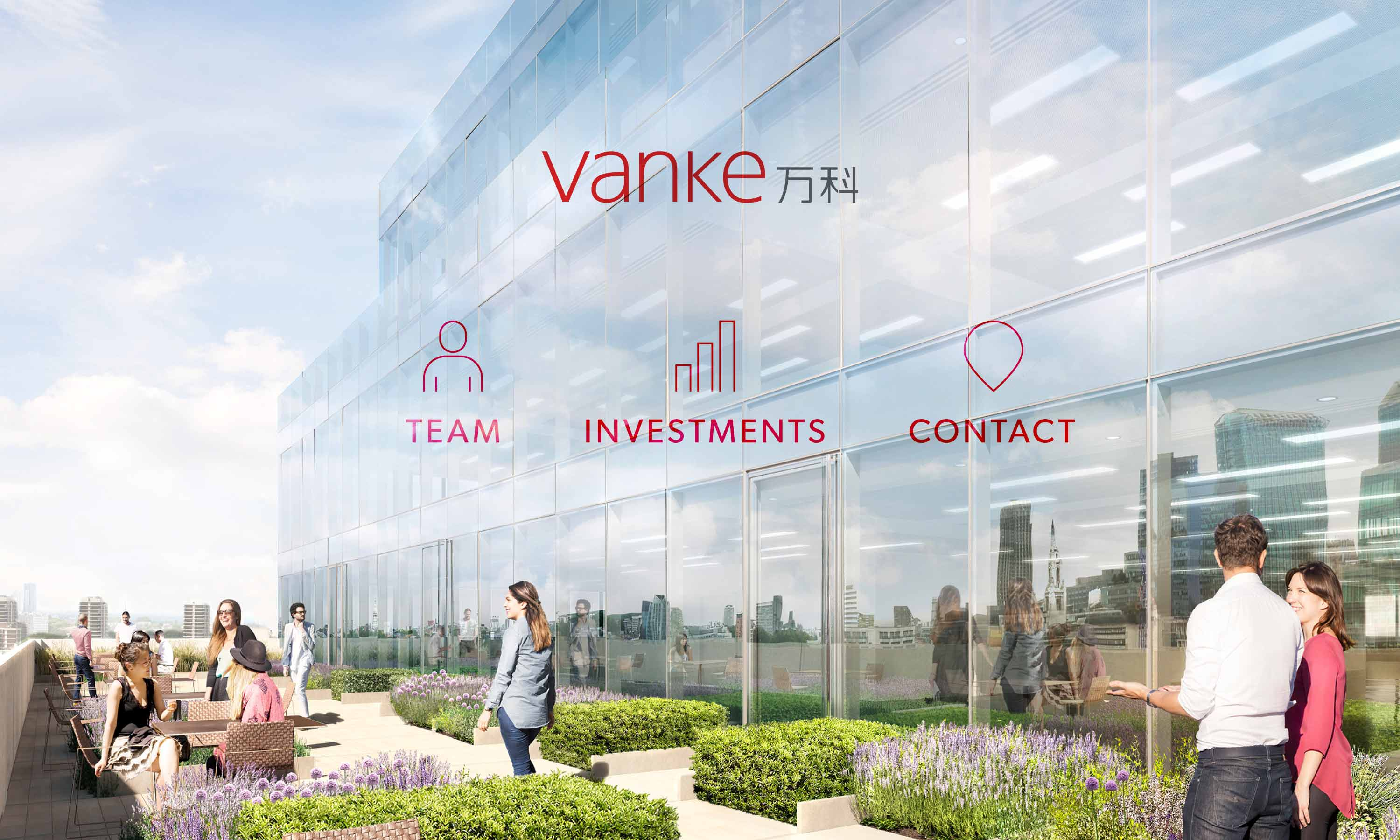 Vanke real estate